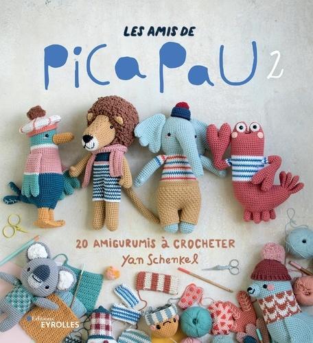 Les amis de Pica Pau. 20 amigurumis à crocheter. Tome 2