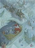 Yana Sedova - Calendrier de l'avent : Cadeaux de Noël.