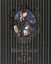 Yana Toboso - Black Butler Artworks - Volume 1.