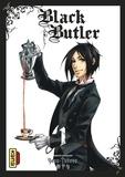 Yana Toboso - Black Butler Tome 1 : .
