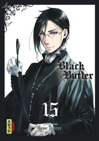 Ebook magazine téléchargement gratuit pdf Black Butler Tome 15 par Yana Toboso in French