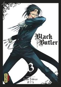Ebooks pdfs téléchargez Black Butler Tome 3 par Yana Toboso 9782505008309 en francais PDB PDF