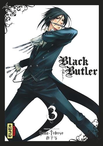Black Butler Tome 3