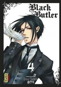 Yana Toboso - Black Butler Tome 4 : .