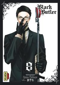 Yana Toboso - Black Butler Tome 8 : .