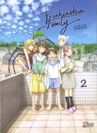 Yanai - Frankenstein Family Tome 2 : .