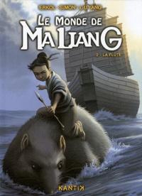 Yang Liu et  Simon - Le monde de Maliang Tome 2 : La flûte.