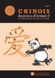 Yang Yi - Chinois : exercices d'écriture 1 - Les 500 premiers caractères courants.
