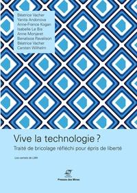 Yanita Andonova - Vive la technologie ?.