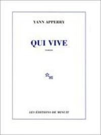 Yann Apperry - Qui vive.