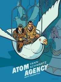 Yann et Olivier Schwartz - Atom Agency Tome 2 : Petit hanneton.