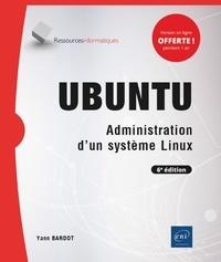 Yann Bardot - Ubuntu - Administration d'un système Linux.