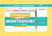 Yann Caudal et Nicole Masson - Le bloc Mémoniak Montessori - Avec 1 stylo.