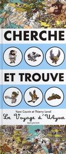 Yann Couvin et Thierry Laval - Cherche et trouve Le voyage d'Ulysse.