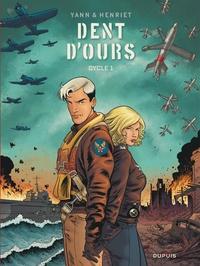 Yann et Alain Henriet - Dent d'ours Cycle 1, Tomes 1 à 3 : Max ; Hannah ; Werner.