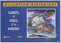 Yann Dour - Chants de mers et de marins Volume 1 - Pour l'accordéon diatonique. 1 CD audio