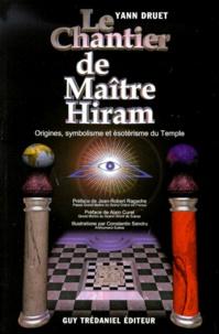Controlasmaweek.it Le chantier de maître Hiram. Origines, symbolisme et ésotérisme du Temple Image