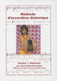 Ucareoutplacement.be Méthode d'accordéon diatonique - Volume 1, Débutants Image
