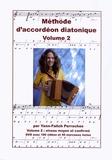 Yann-Fañch Perroches - Méthode d'accordéon diatonique - Volume 2, Niveau moyen et confirmé. 1 DVD