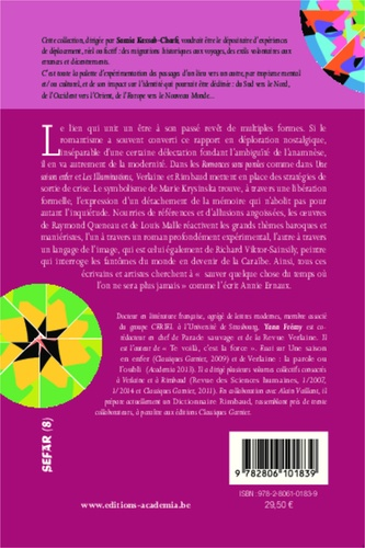 Mémoires inquiètes : de Rimbaud à Ernaux