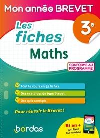 Yann Gélébart - Les fiches Maths 3e.