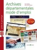 Yann Guillerm et Marie-Odile Mergnac - Archives départementales mode d'emploi.