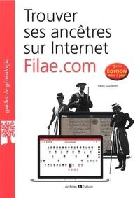 Yann Guillerm - Trouver ses ancêtres sur Internet : Filae.com.