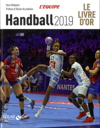 Le livre d'or Handball - Yann Hildwein pdf epub
