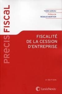 Yann Judeau - Fiscalité de la cession d'entreprise.