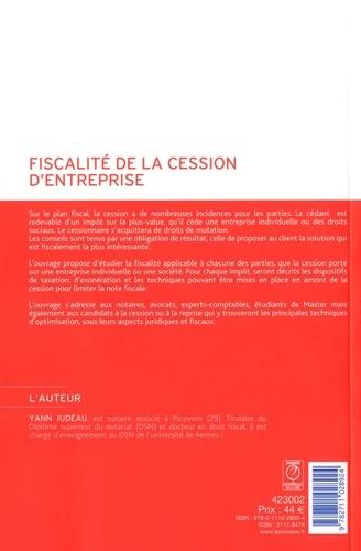 Fiscalité de la cession d'entreprise 2e édition