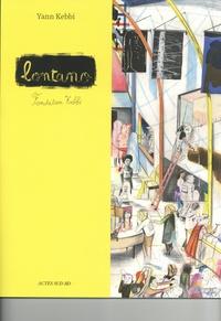 Yann Kebbi - Lontano de Yann Kebbi.