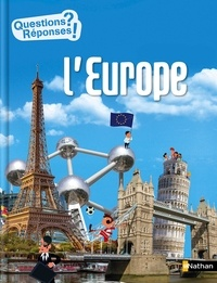 Yann Le Béchec et Sébastien Telleschi - QUEST REPO COLL  : L'Europe - Questions/Réponses - doc dès 10 ans.