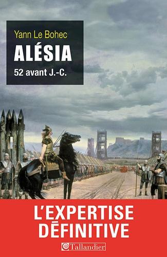 Alésia. Fin août-début octobre de 52 avant J-C