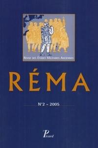 Yann Le Bohec - Revue des Etudes Militaires Anciennes N° 2, 2005 : .