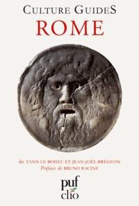 Yann Le Bohec et Jean-Joël Brégeon - Rome.
