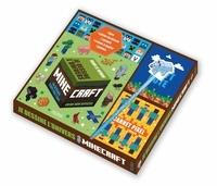 Yann Le Nénan - Je dessine l'univers Minecraft. 40 dessins étape par étape guide non officiel - Avec 1 livre de 40 dessins, 2 cartes pour prendre des notes, 1 crayon à papier, 1 gommen 1 cahier de dessin, 1 marque-page, 1 carte à découper.