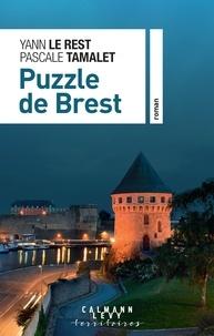 Yann Le Rest et Pascale Tamalet - Puzzle de Brest.