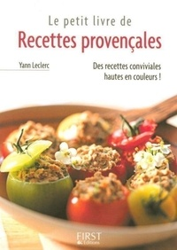 Yann Leclerc - Recettes provençales.