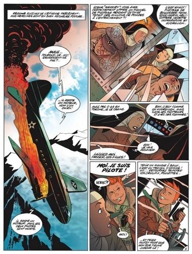Les Exploits de Poison Ivy Tome 2 Tigresses volantes