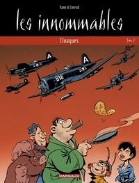 Yann et  Conrad - Les innommables Tome 7 : Cloaques.