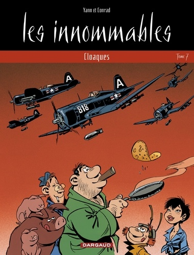Les innommables Tome 7 : Cloaques