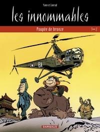 Yann et  Conrad - Les innommables Tome 8 : Poupée de bronze.