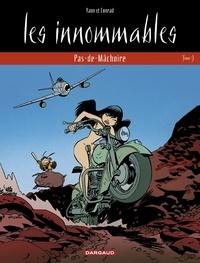 Yann et  Conrad - Les innommables Tome 9 : Pas-de-Mâchoire.
