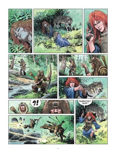Les mondes de Thorgal : La jeunesse Tome 6 Le drakkar des glaces