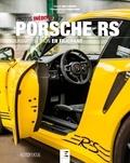 Yann Lethuillier et Marius Hanin - Porsche RS - La compétition en filigrane. Photos inédites.