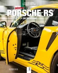 Checkpointfrance.fr Porsche RS - La compétition en filigrane. Photos inédites Image