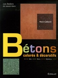 Yann Liébard - Bétons colorés et décoratifs.