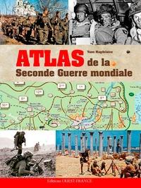 Histoiresdenlire.be Atlas de la Seconde Guerre mondiale Image