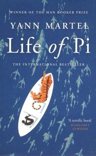 Yann Martel - Life of Pi.