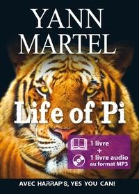 Yann Martel - Life of Pi. 1 CD audio MP3